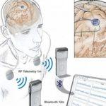 Wireless recording of brain activity