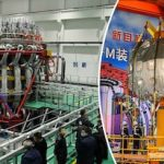 Chinese fusion reactor